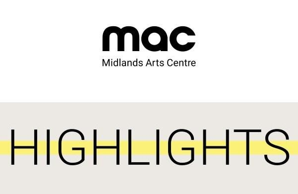 A newsletter from the Midland Arts Centre rife with errors.